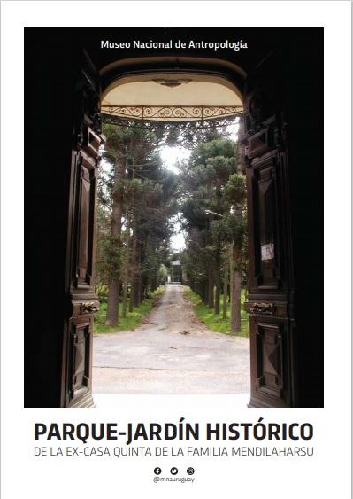 Folleto Parque jardín histórico