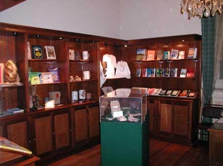 Tienda del Museo de Antroplogía